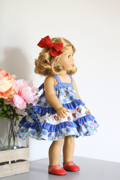 Ruthie Doll Top & Dress
