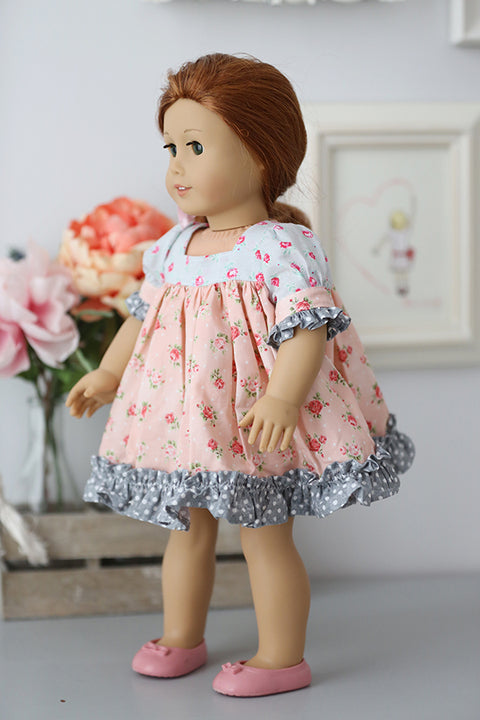 Poppy Doll Tunic and Dress