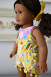 Sommer Doll Romper - Violette Field Threads  - 2
