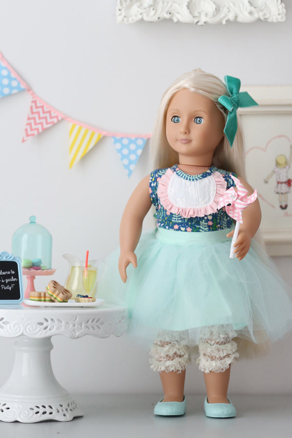 Ellie Doll Skirt & Leggings