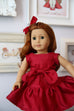 Victoria Doll Dress & Top - Violette Field Threads  - 15