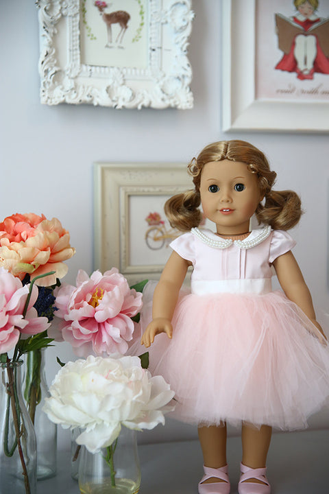 Penelope Doll Dress - Violette Field Threads  - 1