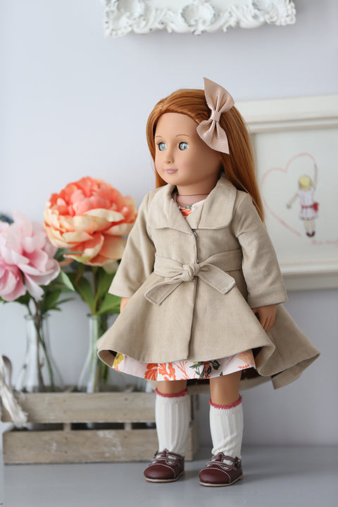 Valentina Doll Coat