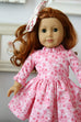 Georgia Doll Dress - Violette Field Threads  - 3