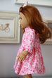 Georgia Doll Dress - Violette Field Threads  - 12