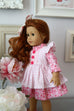 Georgia Doll Dress - Violette Field Threads  - 14