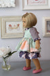 Georgia Doll Dress - Violette Field Threads  - 19