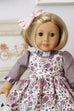 Georgia Doll Dress - Violette Field Threads  - 22