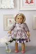 Georgia Doll Dress - Violette Field Threads  - 23