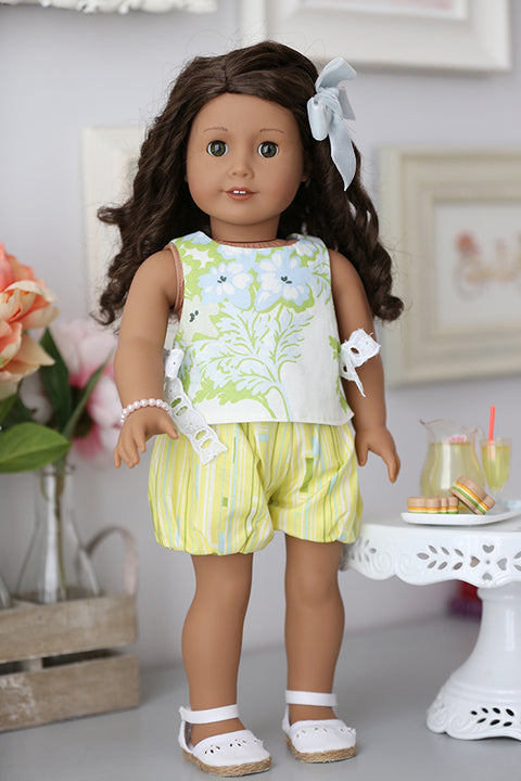 Lennon Doll Bubble Shorts