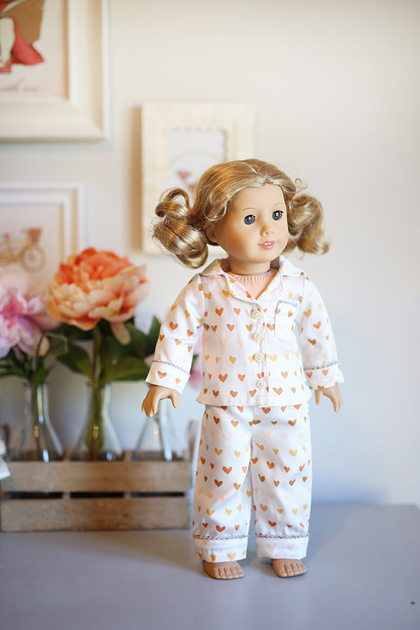 Gracie Doll Pajamas