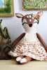Animal Doll Pattern - 4 Pack Bundle - Violette Field Threads  - 2