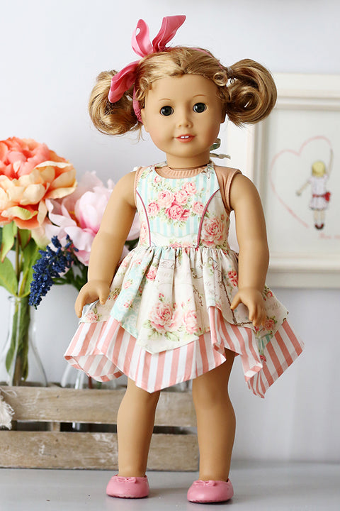 Alice Doll Top and Dress