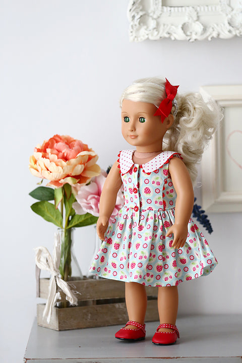 Beatrice Doll Top and Dress