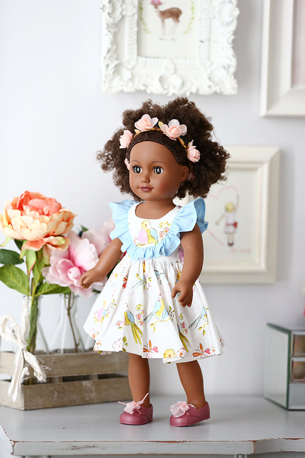 Savannah Doll Dress