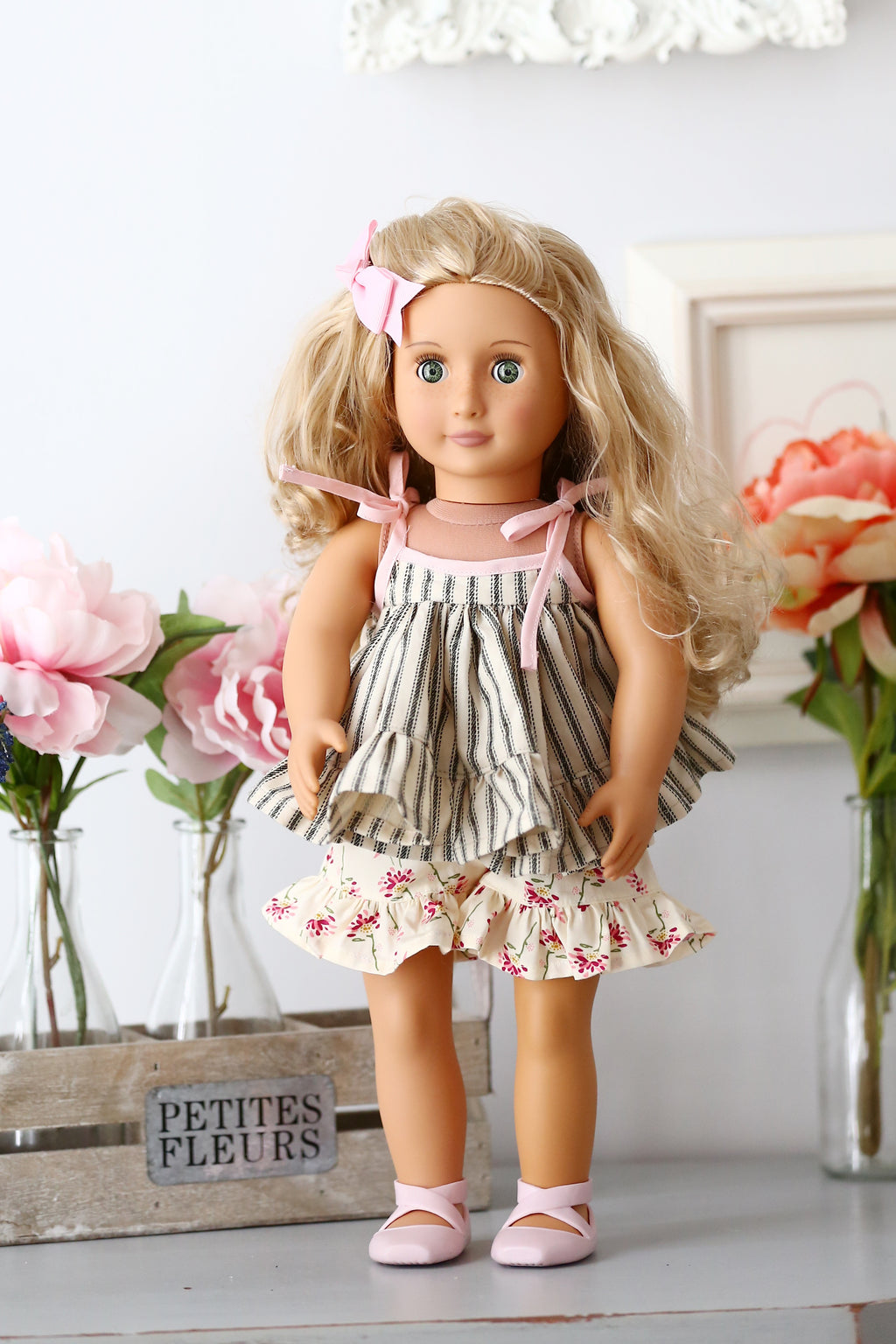Free London Doll Top & Dress