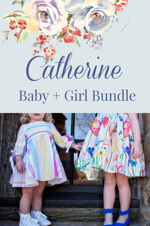 Catherine Baby & Girl Bundle