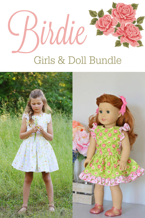 Birdie Girls & Doll Bundle