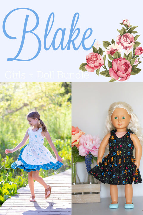 Blake Girls & Doll Bundle