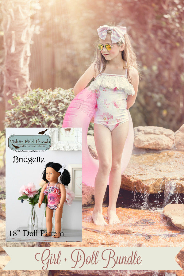 Bridgette Girls & Doll Bundle