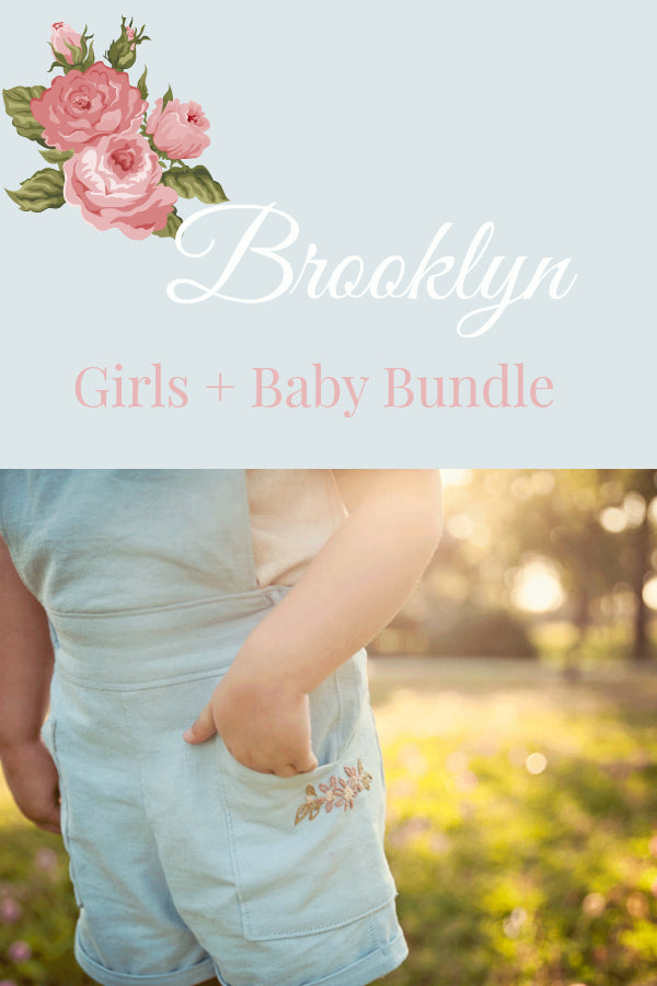 Brooklyn Girls + Baby Bundle