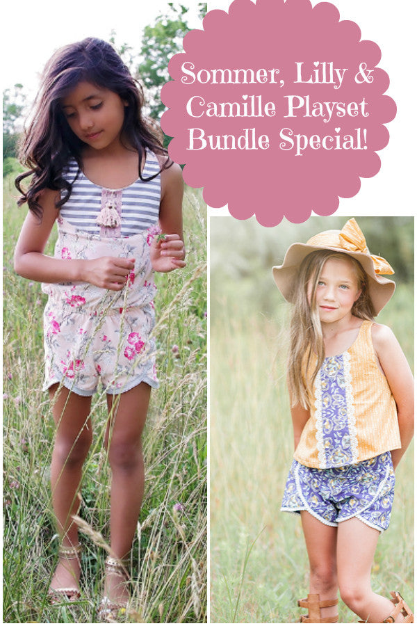 2016 Summer Mini-Collection Bundle - Violette Field Threads  - 1