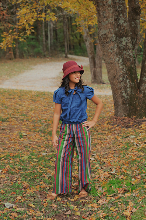 Myra Tween Dress and Jumpsuit