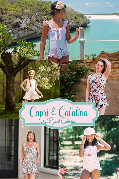 Capri & Catalina Resort Bundle