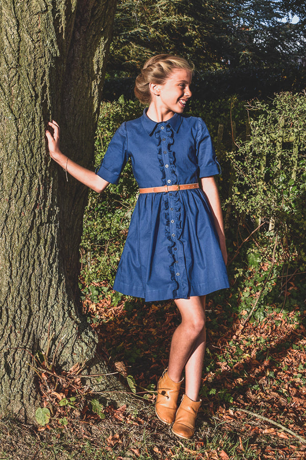 Hattie Tween Dress