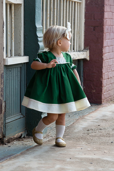 Poppy Baby Tunic and Dress