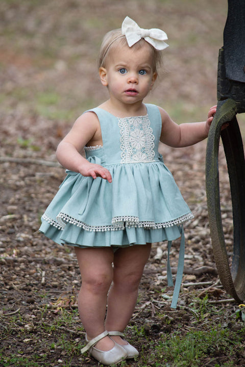 Isobel Baby Top & Dress