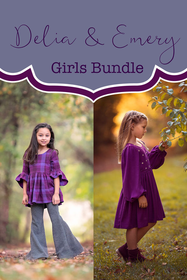 Delia & Emery Girls Bundle