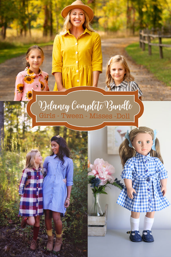 Delaney Complete Bundle