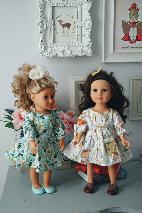 Catherine Doll Dress