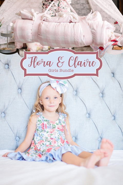 Flora & Claire Girls Bundle