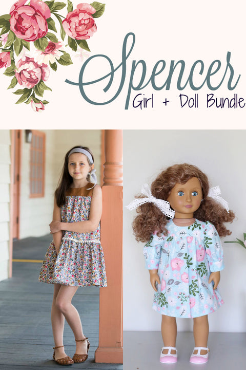Spencer Girls & Doll Bundle