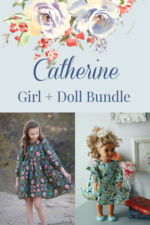 Catherine Girl & Doll Bundle