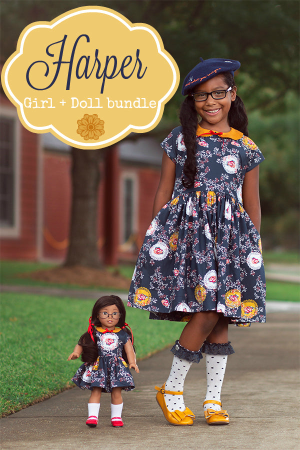 Harper Girls & Doll Bundle