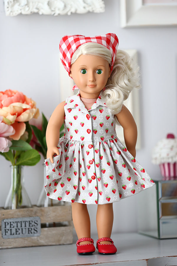 Hattie Doll Dress