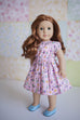 Matilda Doll Dress - Violette Field Threads  - 5
