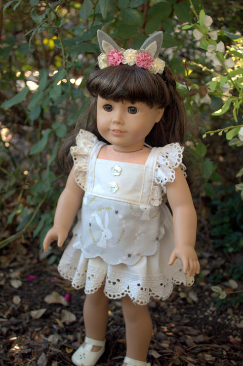 Kate Doll Dress, Top & Shorts - Violette Field Threads  - 1