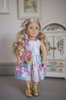 June Doll Dress - Violette Field Threads  - 11