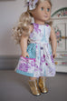 June Doll Dress - Violette Field Threads  - 7