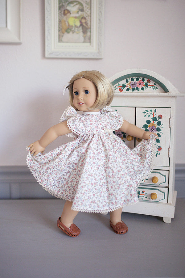 Lainey Doll Dress & Top - Violette Field Threads  - 1