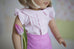 Josephine Doll Dress & Top - Violette Field Threads  - 4