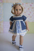 Luna Doll Top & Tunic - Violette Field Threads  - 4