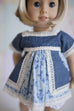 Luna Doll Top & Tunic - Violette Field Threads  - 1
