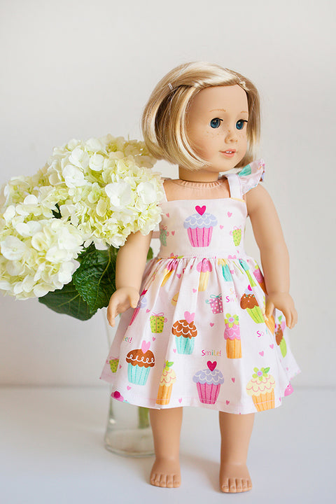Cosette Doll Dress
