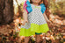 Clara Doll Top, Dress & Shorts