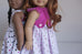 Grace Doll Dress - Violette Field Threads  - 2